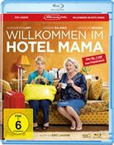Willkommen im Hotel Mama [Blu-ray]