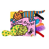 Kanpola Animal Tails&KT Cat Cloth Book Baby Toy Intelligence Development Learning & Education Cloth books