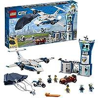 LEGO® City Gökyüzü Polisi Hava Üssü (60210)