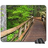 trellis bridge Mouse Pad, Mousepad (Forces of Nature Mouse Pad)