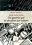 Ces guerres qui ne devaient pas éclater (1870, 1914, 1939)