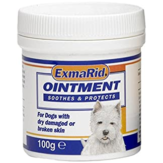 Exmarid | Ointment for Dogs with Dry & Itchy Skin | Helps Soothe Skin Irritation, Cleanse & Disinfect (100 G) 9