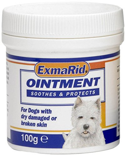 Exmarid | Ointment for Dogs with Dry & Itchy Skin | Helps Soothe Skin Irritation, Cleanse & Disinfect (100 G) 1