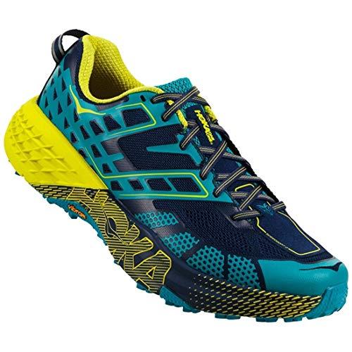 b7aaec0ce3dc6 Hoka One - Zapatillas de Senderismo para Hombre Caribbean Sea Blue Depths