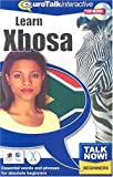 Talk Now! Learn Xhosa. CD-ROM: Essential Words and Phrases for Absolute Beginners