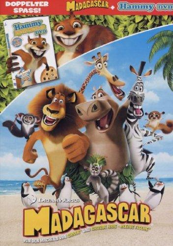 Madagascar / Hammy Heck - Mecker - DVD
