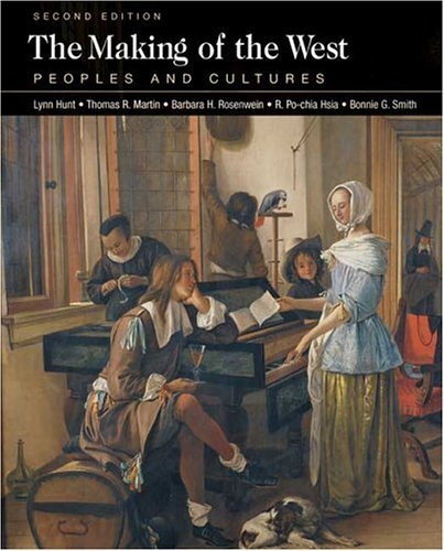The Making of the West: Peoples and Cultures by Lynn Hunt (2004-09-20)