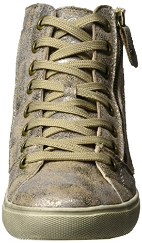 Lico Treasure, Sneakers basses femme gold