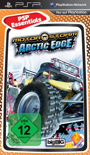 Motorstorm - Arctic Edge [Essentials] - [Sony PSP]