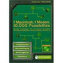 1 Macintosh, 1 modem, 10000 possibilités