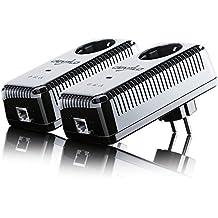 Devolo dLAN 200 AVpro WP II Starter kit NL - Accesorio de red (Negro, 10/100 Mbit/s, IEEE 802.3, IEEE 802.3u, Alámbrico, 10/100BaseT(X), PowerPlug)