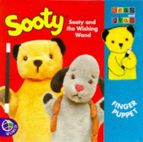 Sooty and the wishing wand : finger puppet story book