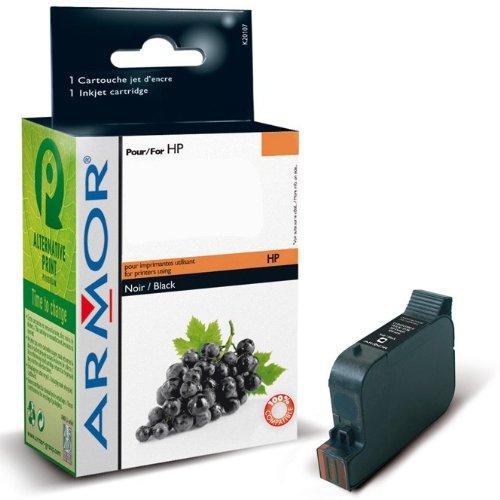 Für HP PSC 950 - Black - XL Patrone, Armor wiederaufbereitete Druckerpatrone...