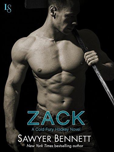 North Carolina Single (Zack: A Cold Fury Hockey Novel (Carolina Cold Fury Hockey Book 3) (English Edition))
