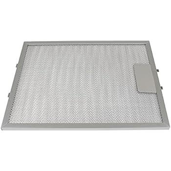 spares2go universal dunstabzugshaube metall fettfilter silver 320 x 260mm 2 st ck amazon. Black Bedroom Furniture Sets. Home Design Ideas