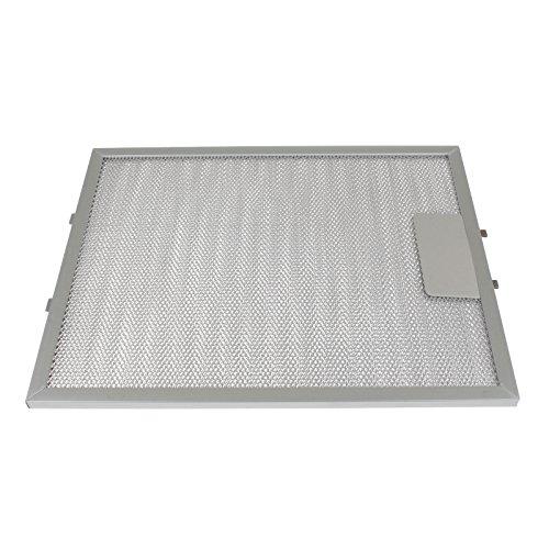 Qualtex-Campana de malla de Metal filtro de grasa