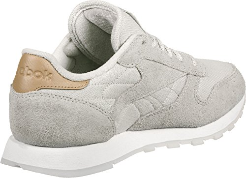 Reebok CL Leather Sea Worn W chaussures Gris