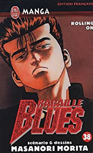 Racaille Blues Edition simple Tome 38