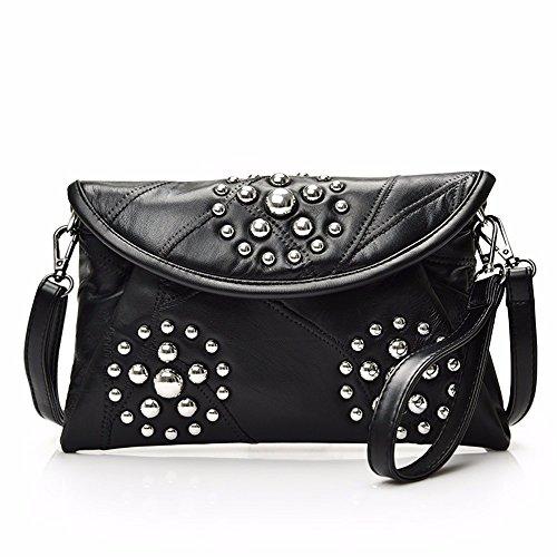 neuer stil, nähte damen kupplung tasche über mode umschlag tasche 26*17*3cm,ein