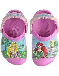 Crocs Cc Magical Day Princess Clog - Zuecos de caucho niña