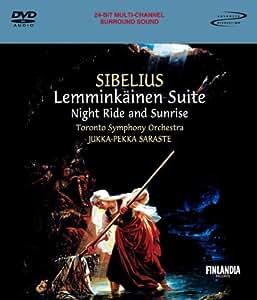 Sibelius:Lemminkainen Suite [DVD-AUDIO]