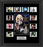 THE NIGHTMARE BEFORE CHRISTMAS MOUNTED FRAMED 35MM FILM CELL MEMORABILIA