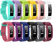 Bolesi Bands Replacement Compatible with Fitbit ace 2,Water Resistant Fitness Watch Strap Compatible for Fitbi