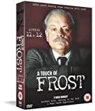 A Touch Of Frost: Series 11 And 12 [DVD]