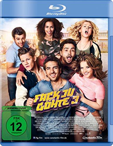 Fack Ju Göhte 3 [Blu-ray] (Blu-ray)
