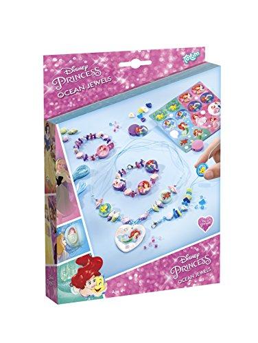 Disney Schmuck Für Erwachsene - Disney´s Princess Ocean Jewels Meeresschmuck Basteln