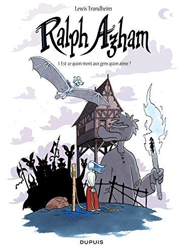 Ralph Azham - tome 1 - Est-ce qu'on ment aux gens qu'on aime ? (édition spéciale)