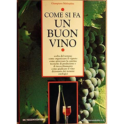 Come si fa un buon vino - Buon Vino