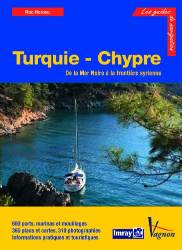 Turquie et Chypre : Côtes turques de Méditerranée et de Mer Noire et île de Chypre