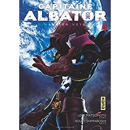 Capitaine Albator Dimension Voyage - Tome 4 - Capitaine Albator - Dimension Voyage T4