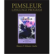 Pimsleur Englisch: English for German Speakers (The Sound Way to Learn Languages)