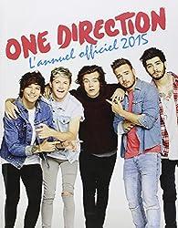 One Direction l'annuel officiel 2015