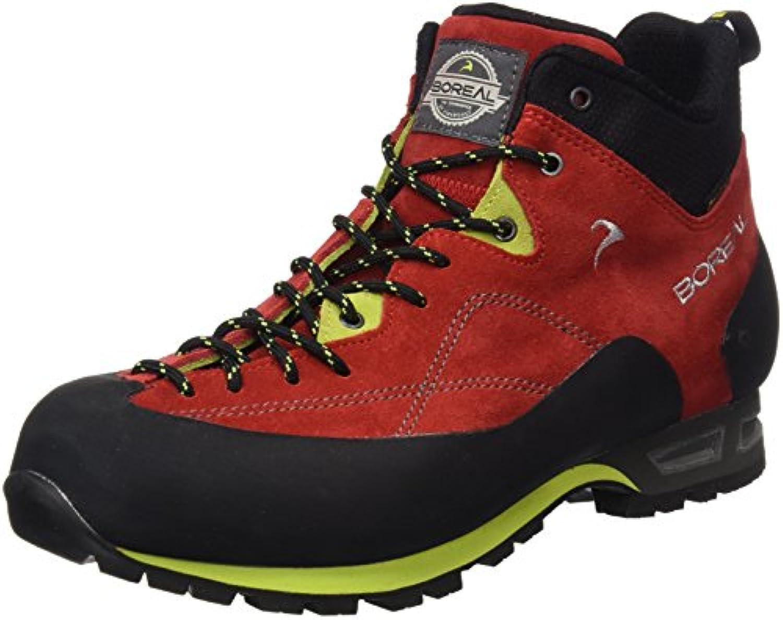 Boreal Drom Mid - Zapatos Deportivos para Hombre, Color Rojo, Talla 9.5