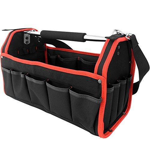 Werkzeugtasche Montagetasche Werkzeugbox Werkzeugkasten mit Schultergurt - XL - Modellauswahl