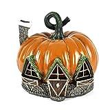 Home Garden Best Deals - Pumpkin House Fairy Home - Fiddlehead Fairy Garden Collection