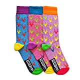 trendaffe Hirsch Oddsocks Socken in 39-46 im 3er Set - Stags Oddsocks Strumpf