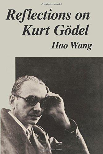 Reflections on Kurt Gödel (MIT Press)