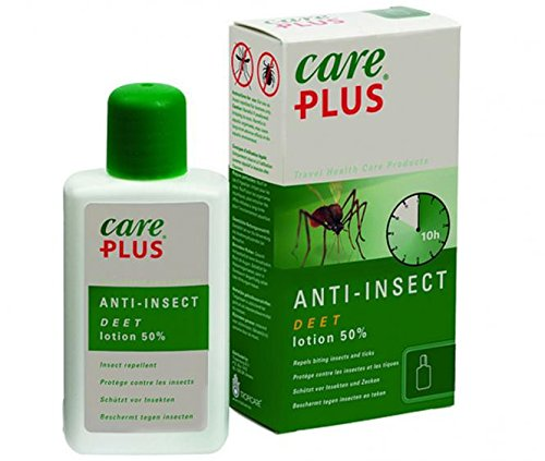 Care Plus Erwachsene Anti-Insect Deet 50% lotion 50ml Transparent, 50 ml