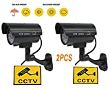 BW Dummy CCTV Camera Dummy Camera Fake Outdoor Indoor Weatherproof Fake Surveillance Camera