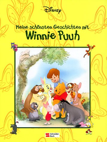 Egmont Franz Schneider Meine schönsten Geschichten mit Winnieh Puuh