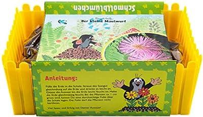 """Mein Minigarten """"Der kleine Maulwurf"""" - Schmollblume von Green - Du und dein Garten"""