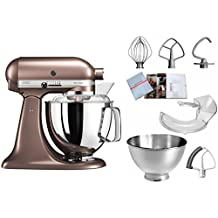 KitchenAid Artisan - food processors (Brown, Stainless steel, 50/60