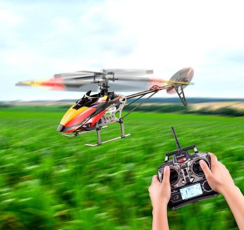 Simulus Funkgesteuerter Outdoor Hubschrauber - 2