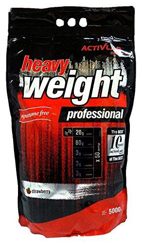 Activlab, Heavy Weight Professional, Schwarze-Johannisbeere, 1er Pack (1x 5 kg)