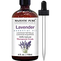 Majestic Pure Lavender Essential Oil, Therapeutic Grade, 4 fl. Oz by Majestic Pure preisvergleich bei billige-tabletten.eu