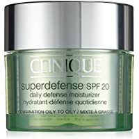 Clinique Superdefense SPF 20 femme/woman, Daily Defense Moisturizer Combination Oily to Oily, 50 ml